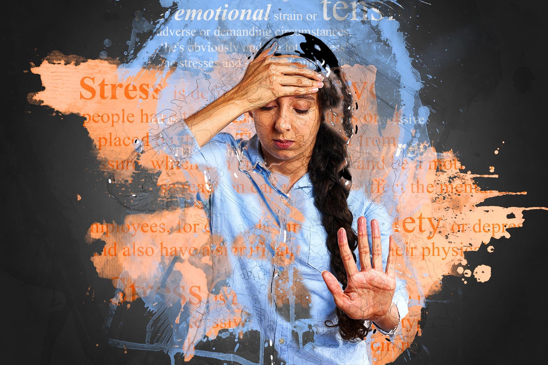 gestione di stress e ansia